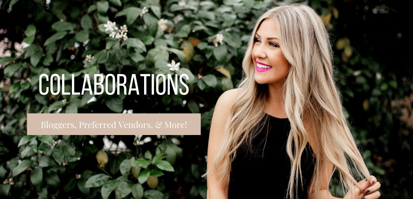 Collaborations | Preferred Vendors, Blogger Spotlight, & More!