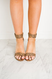 The Holly Heels (Cheetah) FINAL SALE