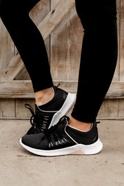Didi Tennis Shoes (Black)