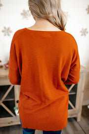 All The Good Things Sweater (Bronze)