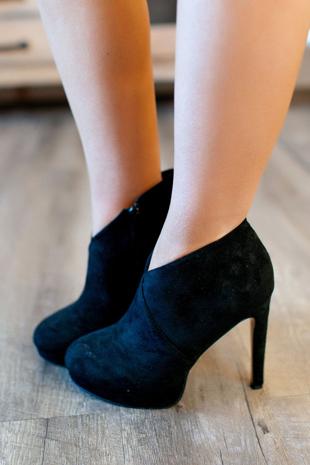 Pump It Up Heels (Black)