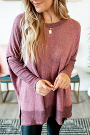 All You'll Need Tunic (Mauve)