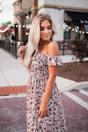 PRE-ORDER Locked In Love Floral Maxi