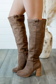 The Saint Boot (Brown)