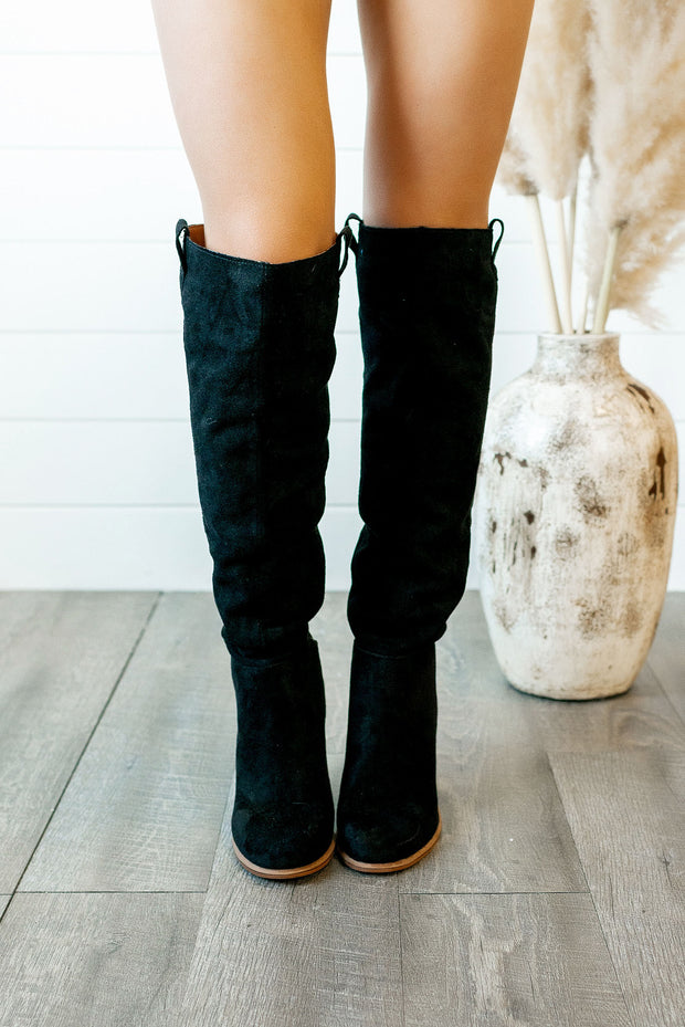 The Saint Boot (Black) FINAL SALE