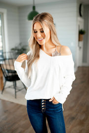 All The Good Things Sweater (Ivory)