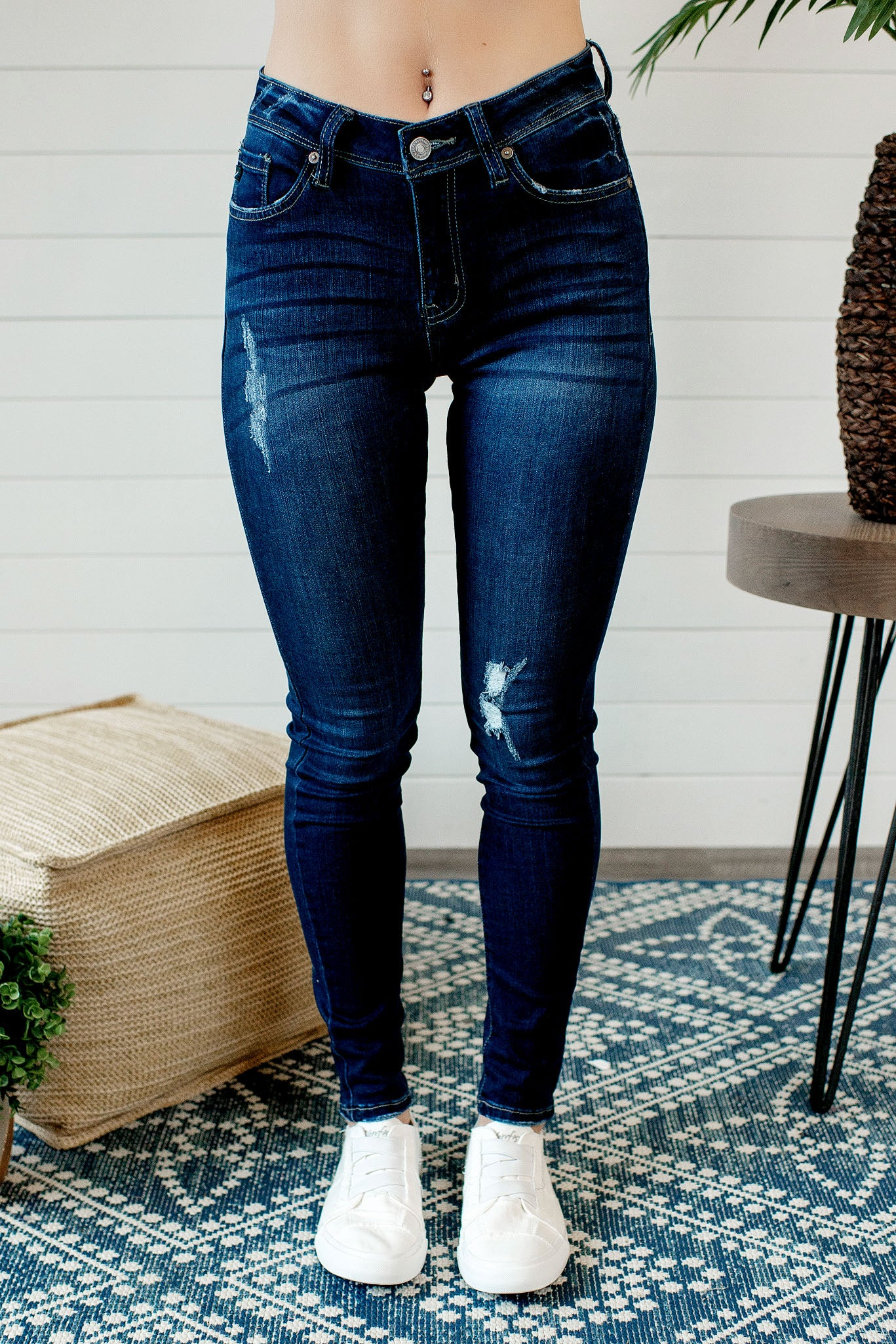 650abb4c708 Caitlin Dark Wash Denim Jean