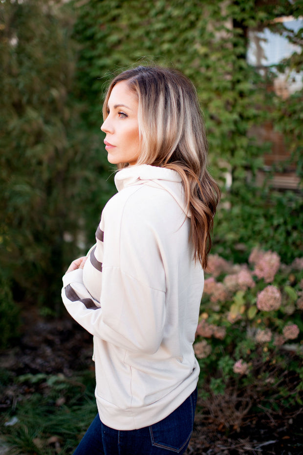 The Haven Hoodie (Taupe)