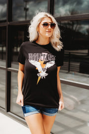 Wanderlust Graphic Tee (Black)