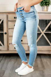 KanCan Nina High Rise Super Skinny