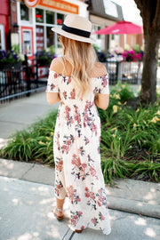 Grow Where You're Planted Dress (Ivory)