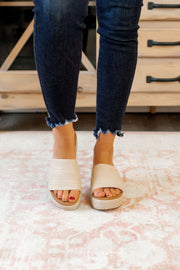 Blowfish Leigh Sandals (Natural)