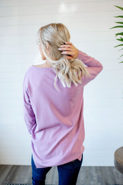 All The Good Things Sweater (Amethyst)