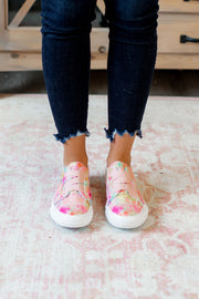 Blowfish Marley Sneakers (Pink Rainwater)
