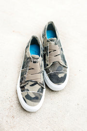 Blowfish Marley Sneakers (Camo)