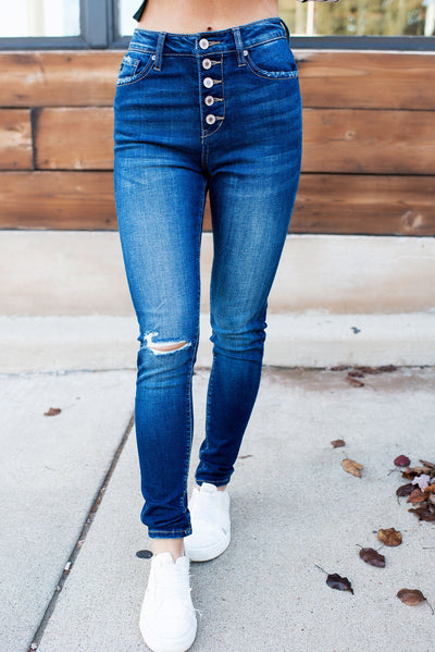 KanCan Lucy Skinny Jeans