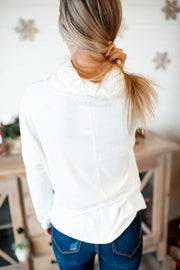 The Capri Top (Ivory)