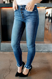 KanCan Andy Skinny Jeans