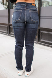 Judy Blue Dark Wash Skinnies