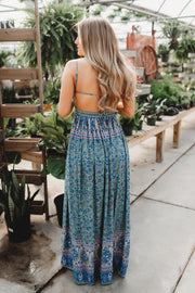 The Bonita Springs Maxi (Green)