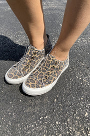 Gypsy Jazz Playful Sneakers (Leopard)