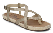 Blowfish Granola Rope Sandals (Gold)
