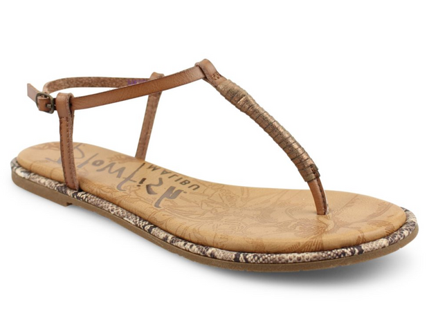 Blowfish Ryan Sandals (Mars/Arabian Sand) FINAL SALE