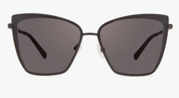 Diff Eyewear Becky (Black/Dark Smoke)