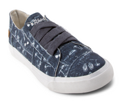 Blowfish Marley 4 Earth Sneakers (Navy Summer)