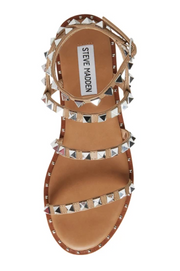 Steve Madden Travel Sandal (Tan)