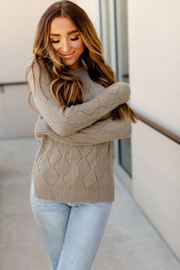 Ampersand Ave. Emily Sweater (Grey)