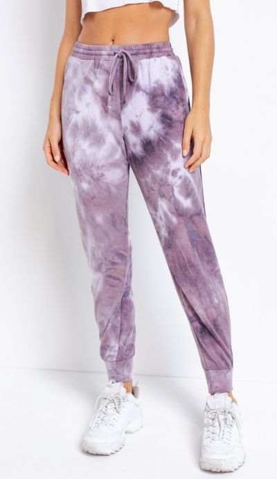 You'll Mist Me Joggers (Purple)