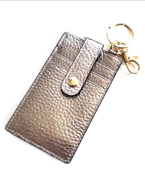 Card Holder Keychain (3 Colors)