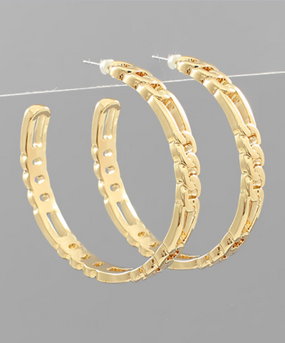 Partial Chain Hoops