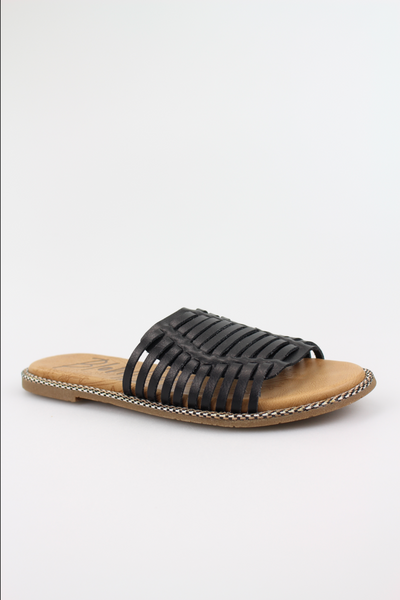 Blowfish Rylim Sandals (Black)