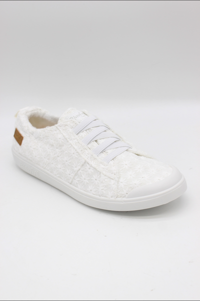 Blowfish Vex Sneakers (Off White Daisy)