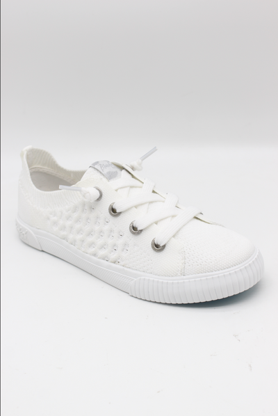 Blowfish Free Spirit Sneakers (White)