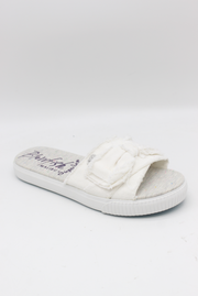 Blowfish Fondue Sandals (White Hipster)