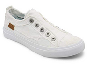 Blowfish Play Smoked White Sneaker