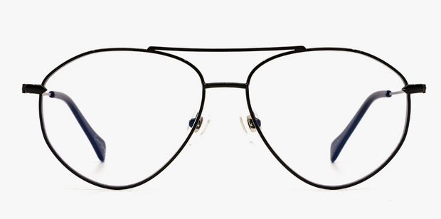 Diff Eyewear Carolina Blue Light (Black)