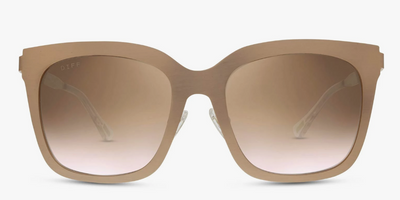 Diff Eyewear Ella (Rose Gold)