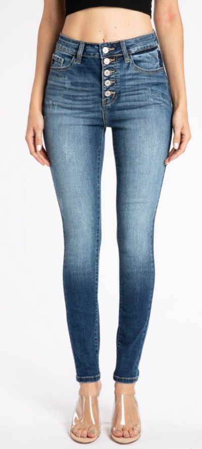 KanCan Calla High Rise Skinnies