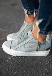 Blowfish Mamba Sneakers (Sweet Grey)
