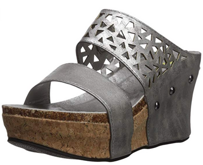 Bay Breeze Wedge (Silver)