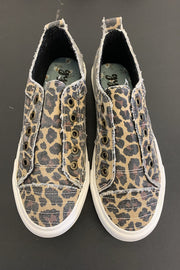 Gypsy Jazz Playful Sneakers (Leopard) FINAL SALE
