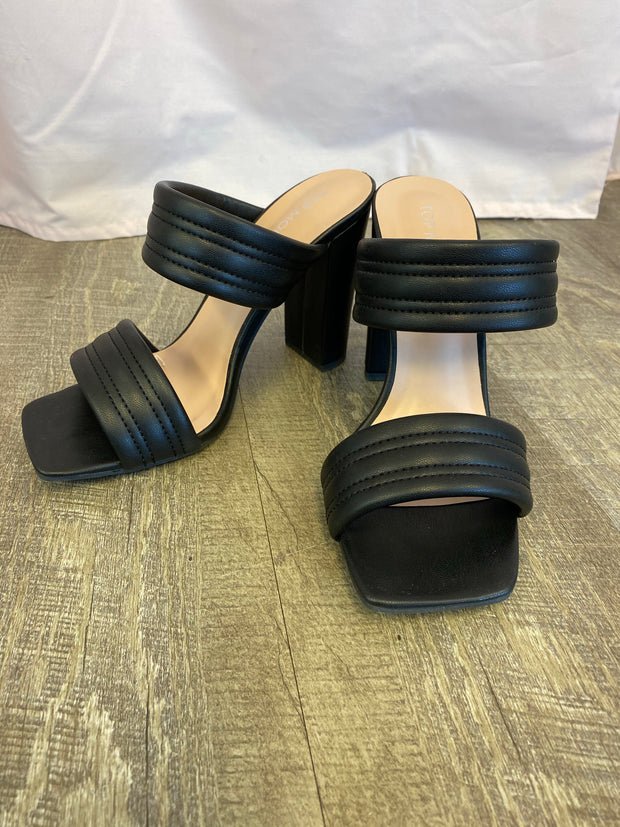 The Hazel Heels (Black)