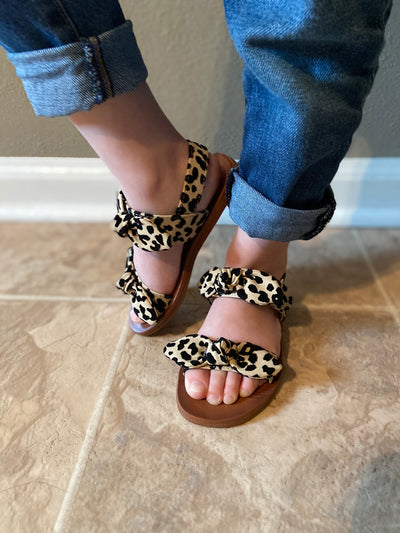 TODDLER Blowfish Dynk Sandals (Leopard)