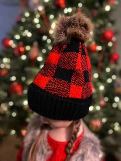 Buffalo Kids Beanie FINAL SALE