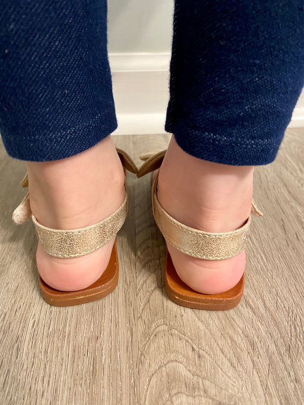 TODDLER Blowfish Dynk Sandals (Rose Gold) FINAL SALE