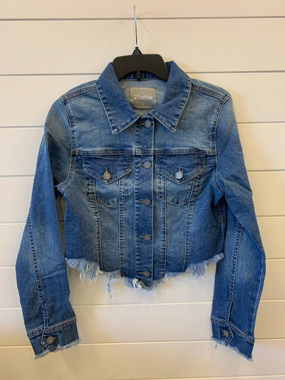 The Dani Denim Jacket (Medium Wash)